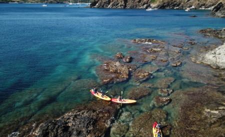 kayak watersportaventure baie de paulilles
